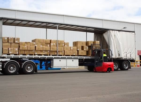Holiday freight crunch brings higher rates