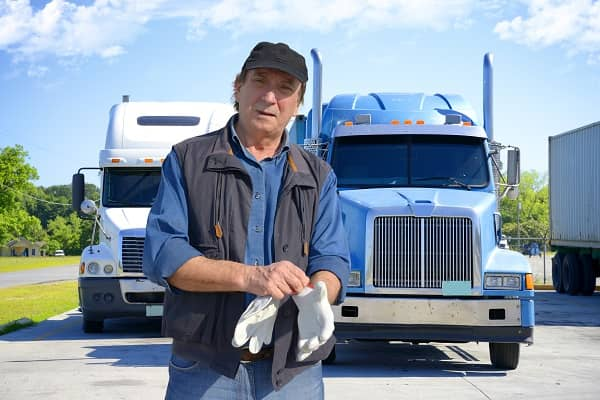 The Ups and Downs of the Trucker Lifestyle
